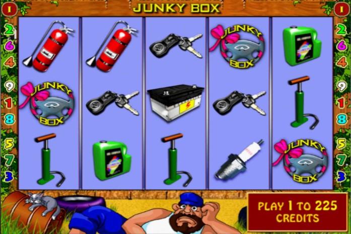 Junky Box