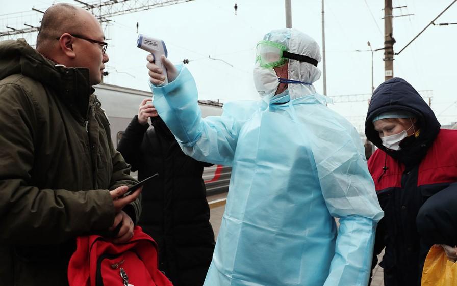 Военные госпитали России получили новое оборудование для борьбы с коронавирусом